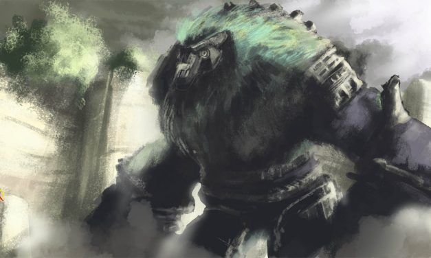 Wallpaper Serie Gordeando: Shadow of the Colossus