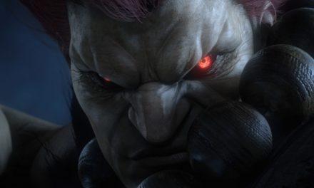 Akuma no es un capricho en Tekken 7