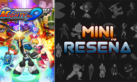 Mini-Reseña Mighty No. 9