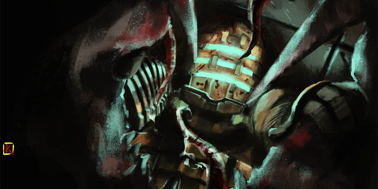 Wallpaper Serie Gordeando: Dead Space