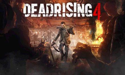 Frank West está de regreso en Dead Rising 4