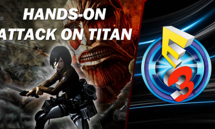 Hands-On Attack on Titan