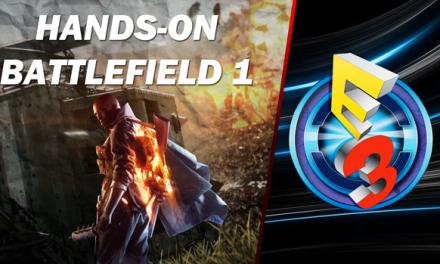 Hands-On Battlefield 1