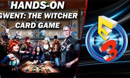 Hands-On Gwent: The Witcher Card Game