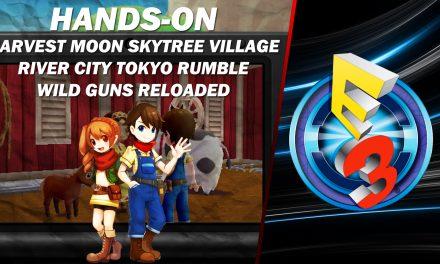Hands-On juegos de Natsume