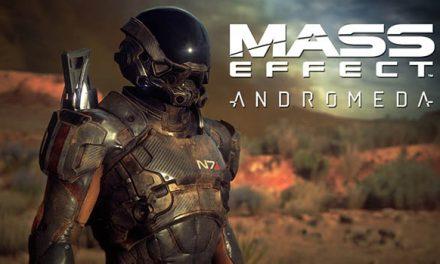 Y tenemos otro teaser de Mass Effect: Andromeda