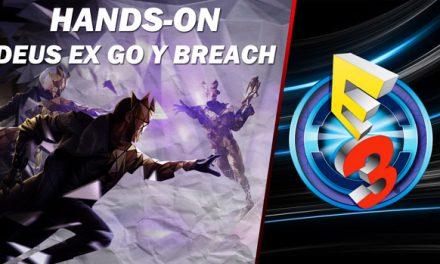Hands-On Deus Ex Go y Deus Ex: Mankind Divided – Breach