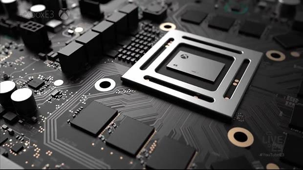 Es oficial: Project Scorpio de Xbox existe y sale el año que entra