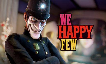 La felicidad es una ilusión en We Happy Few