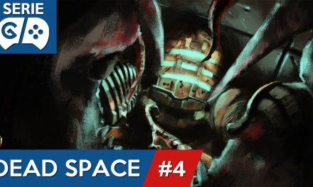 Gordeando con: Dead Space – Parte 4