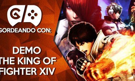 Gordeando con: Demo The King of Fighters XIV