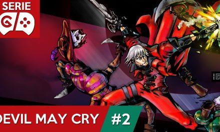 Gordeando con Devil May Cry – Parte 2