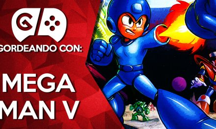 Gordeando con: Mega Man V para Game Boy