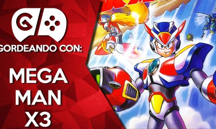 Gordeando con: Mega Man X3
