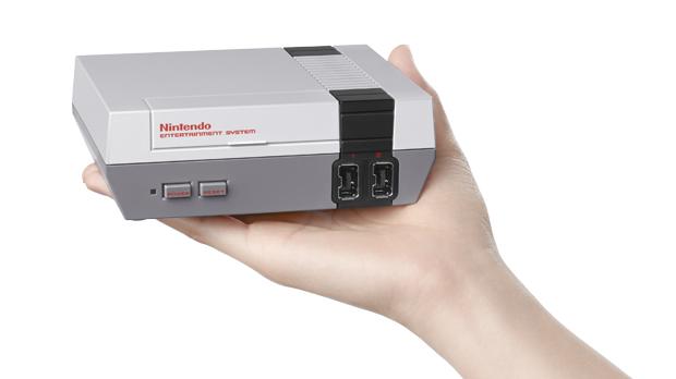 Porque los vejetes lo pidieron, Nintendo revela el Mini-NES