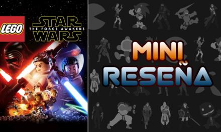 Mini-Reseña LEGO Star Wars: The Force Awakens