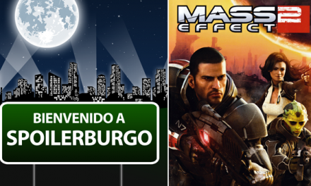 Spoilerburgo: Mass Effect 2