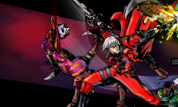 Wallpaper Serie Gordeando: Devil May Cry