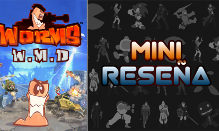 Mini-Reseña Worms W. M. D.