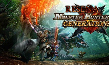 Reseña Monster Hunter Generations