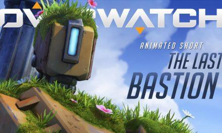 Bastion es la estrella de este nuevo corto de Overwatch