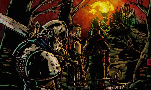 Wallpaper Serie Gordeando: Darkest Dungeon