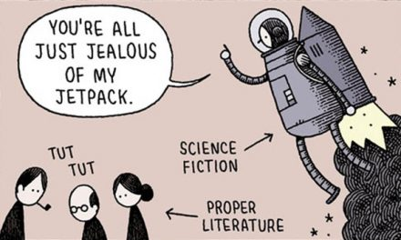 Cómics 80: You're All Just Jealous of my Jetpack [tumblr]