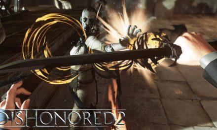 Vean los diferentes poderes de Dishonored 2 en acción