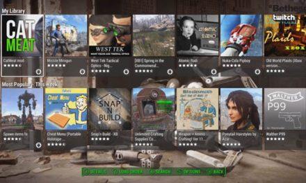 Fallout 4 y Skyrim no van a tener mods en PS4