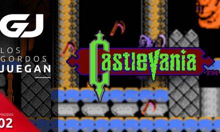 Los Gordos Juegan: Castlevania – Parte 3