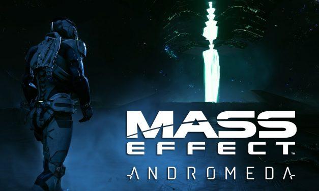 Disfrúten de esta rebanada de gameplay de Mass Effect: Andromeda