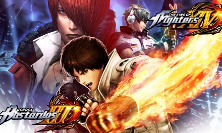 Reseña The King of Fighters XIV