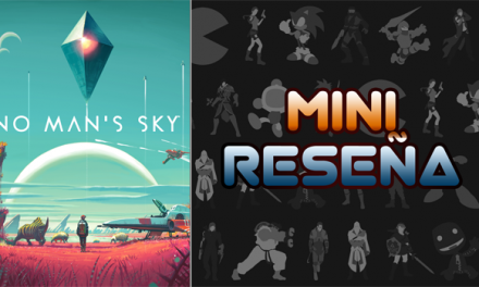 Mini-Reseña No Man's Sky