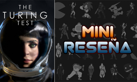 Mini-Reseña The Turing Test