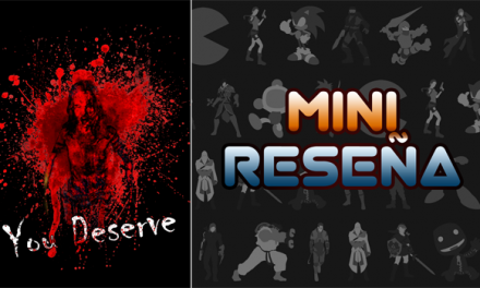 Mini-Reseña You Deserve