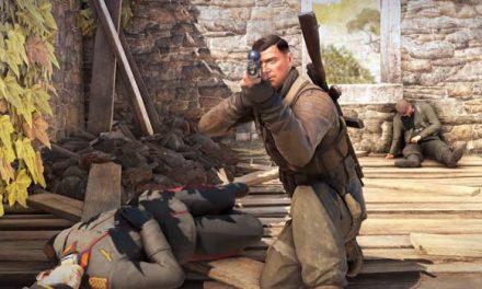 Vean el primer trailer con gameplay de Sniper Elite 4