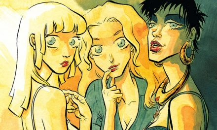 Cómics 82: How to Talk to Girls at Parties