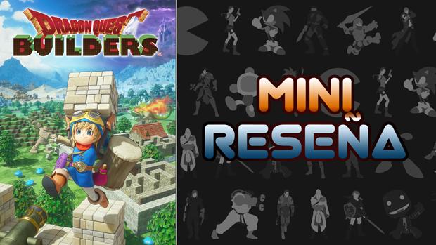 Mini-Reseña Dragon Quest Builders