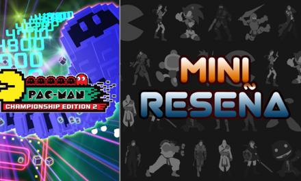 Mini-Reseña Pac-Man Championship Edition 2