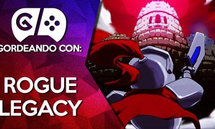 Gordeando con: Rogue Legacy