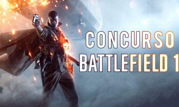 Concurso: Gánate una copia de Battlefield 1 para el Xbox One