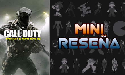 Mini-Reseña Call of Duty: Infinite Warfare
