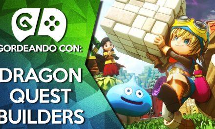 Gordeando con: Dragon Quest Builders