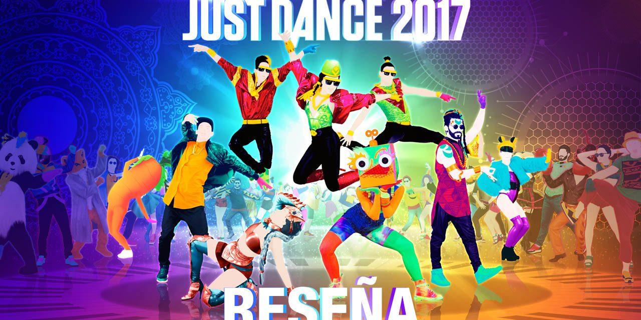 Reseña Just Dance 2017