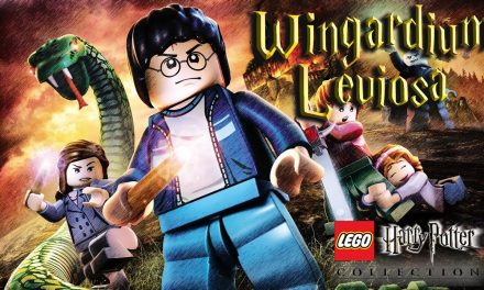 Casul-Stream: LEGO Harry Potter Collection – Wingardium Leviosa