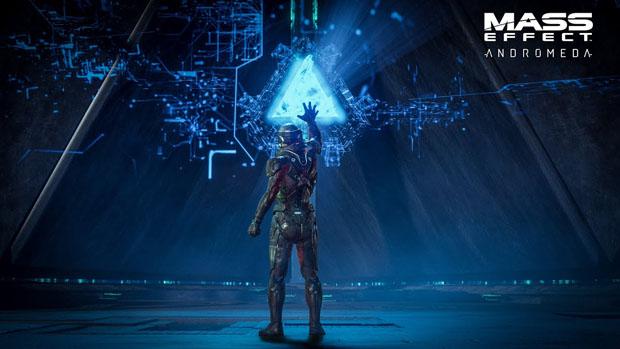 Difrúten del nuevo trailer de Mass Effect Andromeda