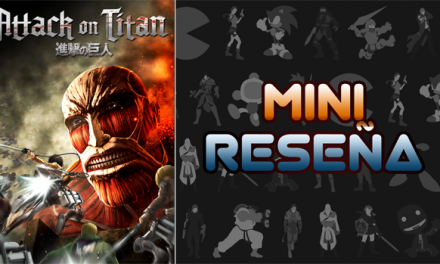 Mini-Reseña Attack on Titan