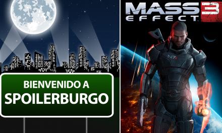 Spoilerburgo: Mass Effect 3