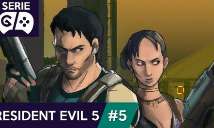 Gordeando con: Resident Evil 5 – Parte 5