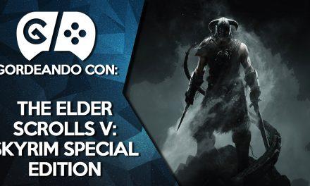 Gordeando con: The Elder Scrolls V: Skyrim Special Edition